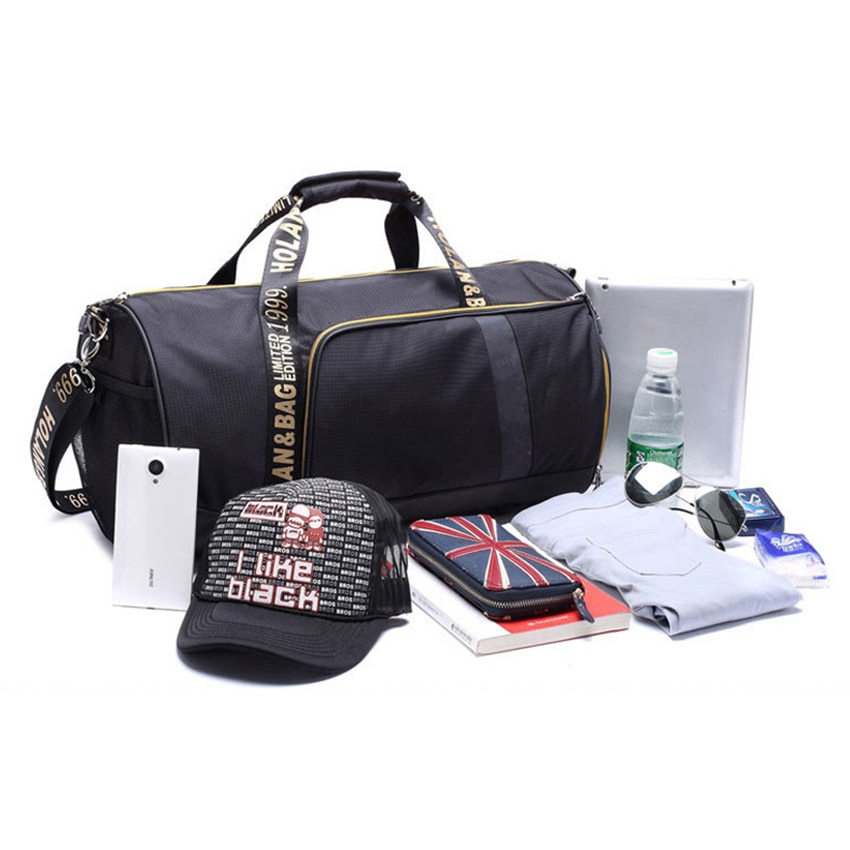 ROEGADYN Sports Compartment Gym Bag: Available in 12 Colors - BeautyFit Hub
